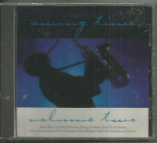 SWING TIME - VOL 2 - ARTIS SHAW, BENNY GOODMAN, LOUSI ARMSTRONG, DUKE ELLINGTON,