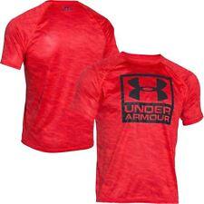 Under armour Herren-T-Shirts aus Polyester