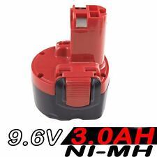 3.0AH 9.6V Akku für Bosch BAT048 2607335524 2607335461 PSR PAG 960 260700180