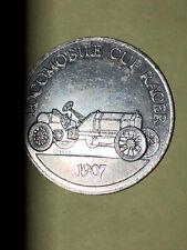 1907 LOCOMOBILE CUP RACER 1968 Sunoco DX Antique Car Aluminum Coin/Token