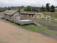 HO scale Bombala train station and out buildings (KITS)