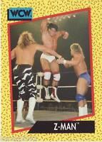 1991 WCW/WWE Impel #66 Tom Zenk Z Man near mint