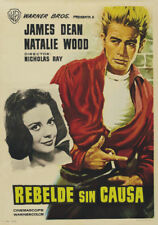 Rebel without a cause James Dean #11 movie poster print