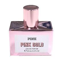9177aa72d6f Victoria s Secret Pink Gold Eau De Parfum 1 FL 0z RARE