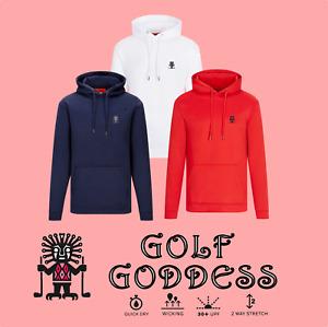 Golf Goddess Classic Ladies Golf Hoodie - Golf Top - Golf Jumper