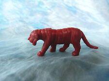 Figurine publicitaire MIR anées 1970 - Le livre de la jungle - Shirkan le tigre