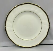 """Superb Wedgwood Royal Lapis English Bone China 8"""" Plate in Excellent Condition"""