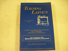 Turning Lathes Fourth Edition 1894 Guide to Turning Scre Cutting Ln 121-2R