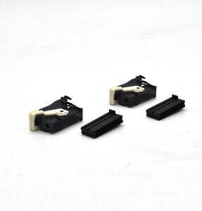 2 media retrofit plug adapter TELEMATICS connector socket 26p For BMW CIC COMBOX