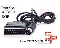 Cavo RGB Neo Geo Aes CD Nuovo Snk Neogeo Scart