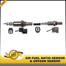 2x Air Fuel Ratio Oxygen Sensor 1 Sensor 2 for 2007-2008 Honda Fit L4-1.5L New