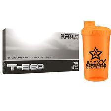 Scitec Nutrition T-360 108 Kaps. Tribulus terrestris L-Arginin Zink Carnitine