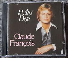 Claude François, 10 ans dejà, CD