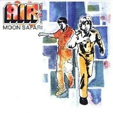 "AIR ""MOON SAFARI"" CD NEUWARE"