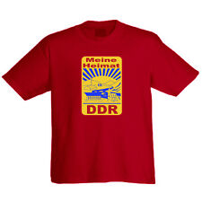 Mi patria, t-shirt, rda, Sajonia, Turingia, Berlín, Brandenburgo, ostalgie s-2xl
