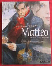 MATTEO BD EO 1ERE EPOQUE ( 1914-1915)  GIBRAT
