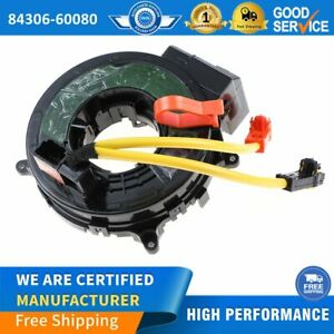 84306-60080 Spiral Cable Clock Spring for Toyota 4Runner FJ Cruiser Lexus 2-Wire