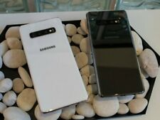New Samsung Galaxy S10+ Plus 512GB G975U1 Black White VERIZON Straight Talk