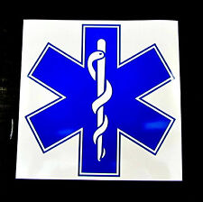 Star of Life Magnetic Sign