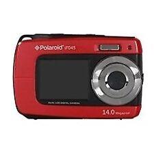 Camara digital Polaroid If045 14mp 4x sumergible roja