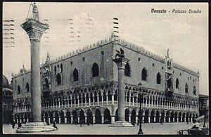 Postcard - Italy - Venezia - Palazzo Dueale