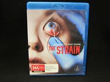 The Strain : Season 1 (Blu-ray, 2016, 3-Disc Set) Near Mint!