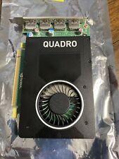Nvidia Quadro M2000 4GB DDR5 (x4 DP) 4K Maxwell GPU Video Graphics Video Card
