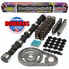 "HOWARD'S 1600-6000 RPM BBC Street Force™ 279/289 527""/533"" 112° Hyd Cam Kit"