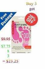 3 x Shifei Foot & Nail Moisture Baby Foot Dead Skin Exfoliating Foot Mask P