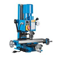 Mini Drilling & Milling Machine 600W Motor Gear Drive