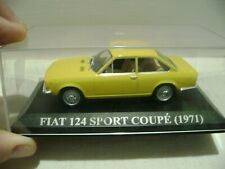 FIAT 124 SPORT COUPE   1971    1/43    REF 6169