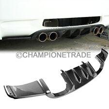 US Carbon Fiber Rear Bumper Diffuser For 07-11 BMW E92 M3 Coupe / E93 M3 Cabrio