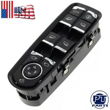 New Front Door Window Switch For Porsche Panamera Cayenne 7PP959858MDML 10-15