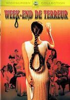 DVD - WEEK END DE TERREUR