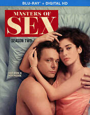 Masters of Sex: Season 2 [Blu-ray +Digital HD] NEW! and Sealed Showtime Original