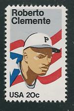 Scott #2097 . 20 Cent.. Roberto Clemente.... 20 Stamps