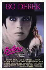 BOLERO Movie POSTER 27x40 Bo Derek George Kennedy Andrea Occhipinti Anna Obregon