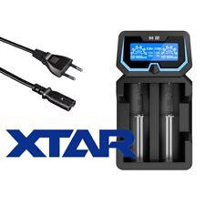 Xtar MC1 Plus Ladegerät für Li Ion. Akkus 3,6V 3,7V incl