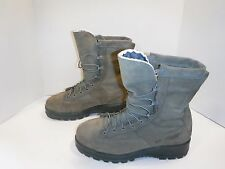 Belleville 675ST USAF Cold Weather 600g Insulated Steel Toe Boots ~ Size 8 R