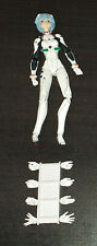 More details for figma 091 - rei ayanami: plugsuit ver. action figure toy.