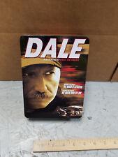 DALE EARNHARDT The Movie Box - 6 DVD set COLLECTOR TIN  Nascar Racing Collectbl