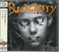 BUCKCHERRY-TIME BOMB-JAPAN SHM-CD D50