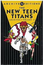 New Teen Titans Archive Edition Volume #4 HC   NEW SEALED  OOP  50% OFF