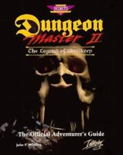 Official Adventurer's Guides: Dungeon Master II : The Legend of Skullkeep by Jo…