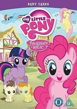My Little Pony Friendship Is Magic Baby Cakes DVD UK RELEASE R2 NEW