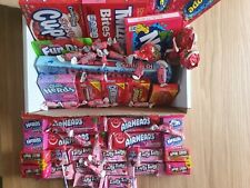 Huge American Sweets Gift Box-USA Sweet Box-Present nerds twizzlers Red velvet