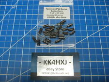 200V 0.1uF Radial Electrolytic Capacitors - Nichicon VY Series - 25 Pieces *