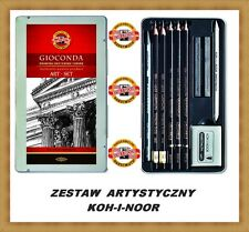 KOH-I-NOOR GIOCONDA ART SET 8893 METAL BOX