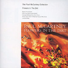 Paul McCartney (Flowers in the Dirt CD NEW AND SEALED