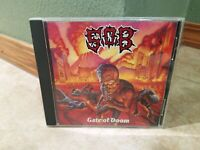 S.O.B. Gate Of Doom cd 1993 Japan Import Japanese Grunge Metal Toy's Factory lbl